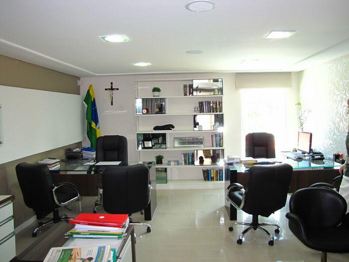 Fotos De Sala De Tv Com Escritorio ~  Renovação de Escritório de Advocacia  4R Arquitetura